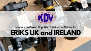 KDV as supplier for ERIKS